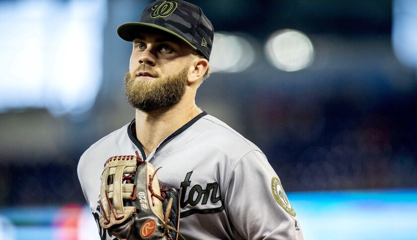 Phillies' confidence in landing Bryce Harper grows as Nationals say 'we've moved on'