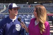 Chatting with Padres pitcher Robert Stock about career, Lord of the Rings and more
