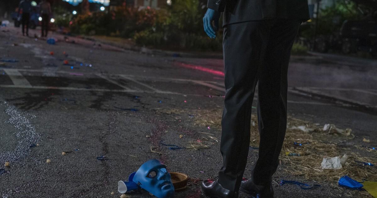 'Watchmen' on HBO has its Dr Manhattan: Yahya Abdul-Mateen II