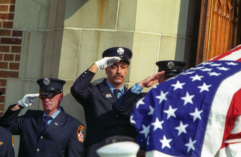 From the Archives: After 9/11, photographer Gary Friedman remembers his coverage of Rescue 5