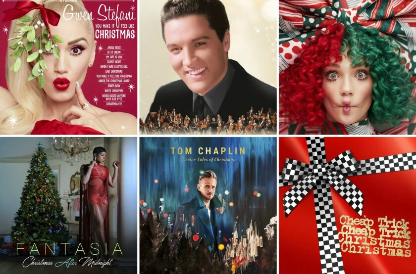 White Christmas Minstrel Show.2017 Christmas Album Roundup Music For Every Mood This