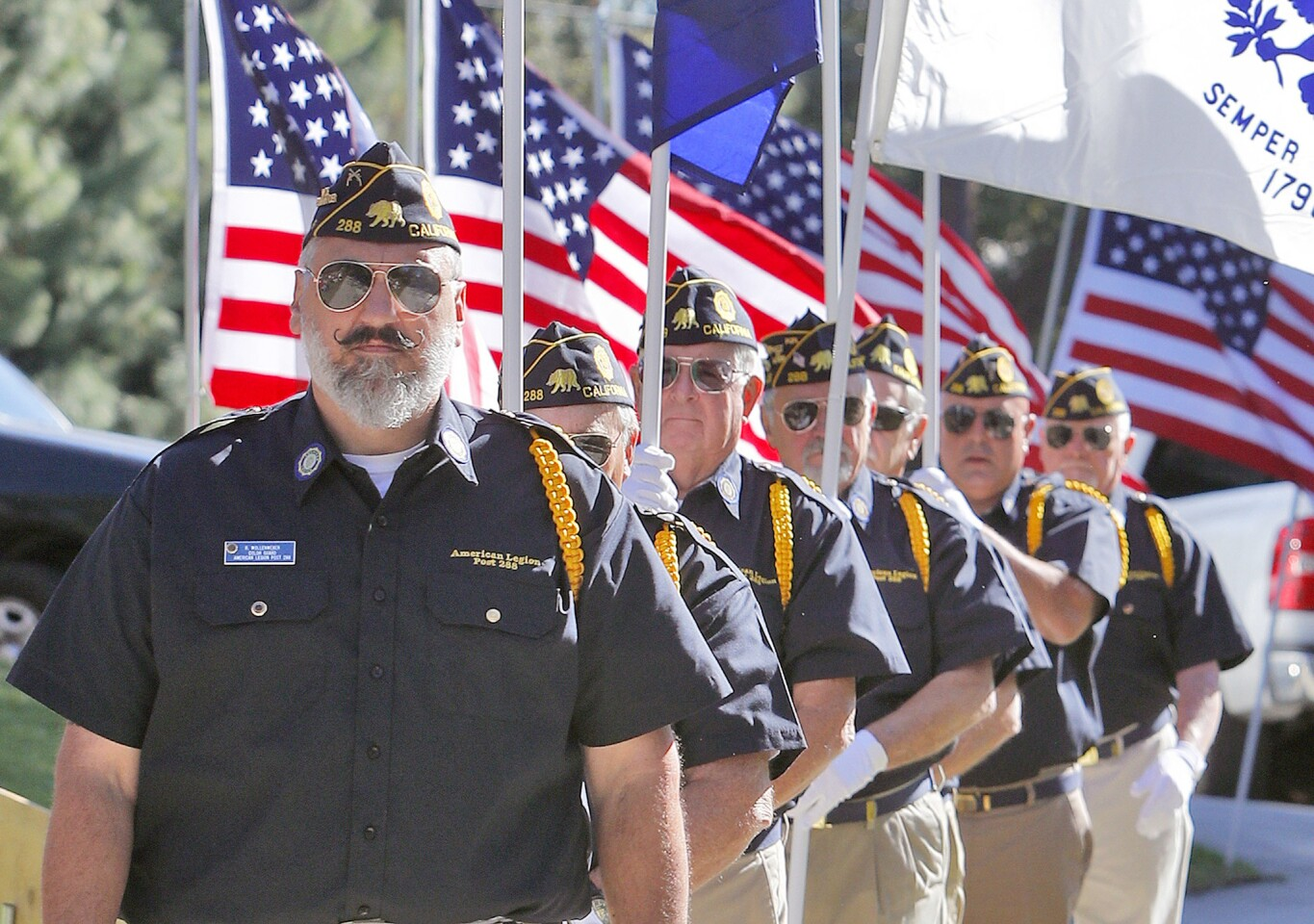 Photo Gallery: Veteran's Day to recognize local veterans and remember the Armistice