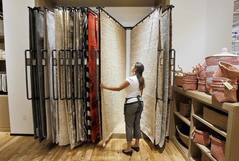 West Elm Opens First Orange County Store Los Angeles Times