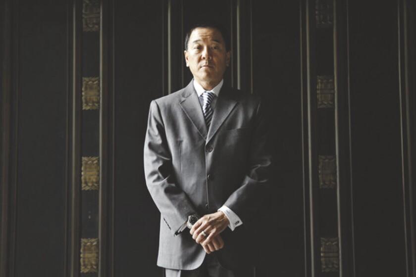 Former Undersheriff Paul Tanaka.