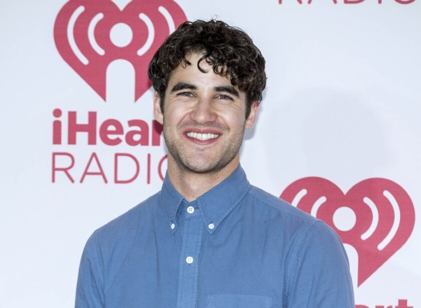 """Darren Criss will step into the title role's high heels in """"Hedwig and the Angry Inch"""" on April 29, taking over from co-creator John Cameron Mitchell."""