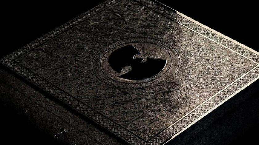 Wu-Tang Clan's secret album brings millions in private sale, auction house says
