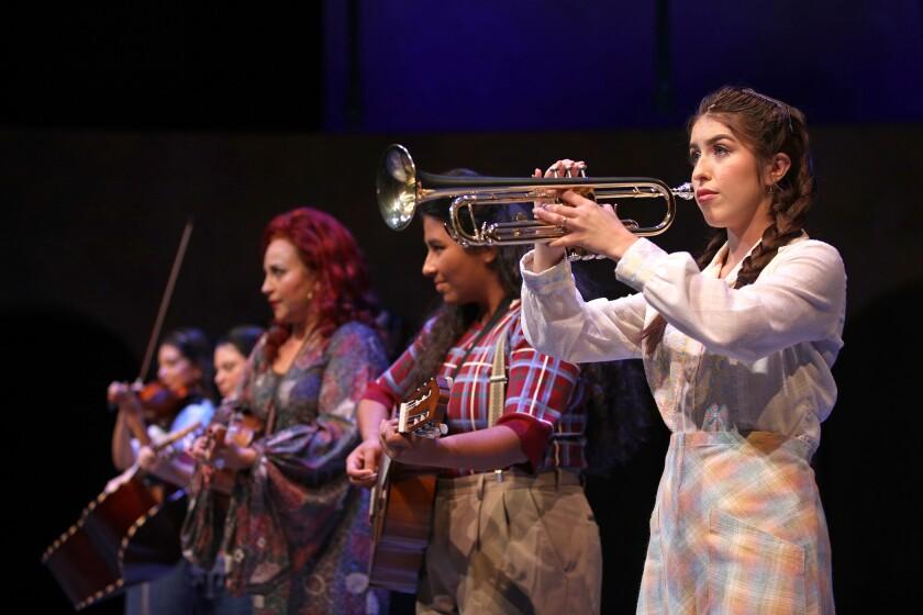 """""""American Mariachi"""" at South Coast Repertory"""