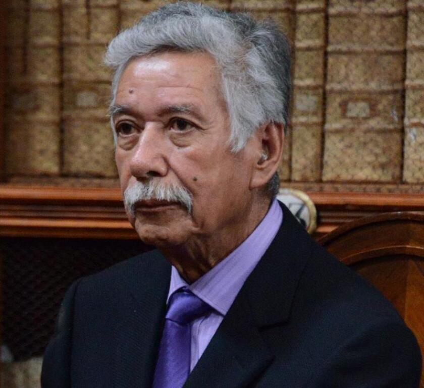 Muere el arqueólogo mexicano García Cook a los 79 años. EFE/Archivo