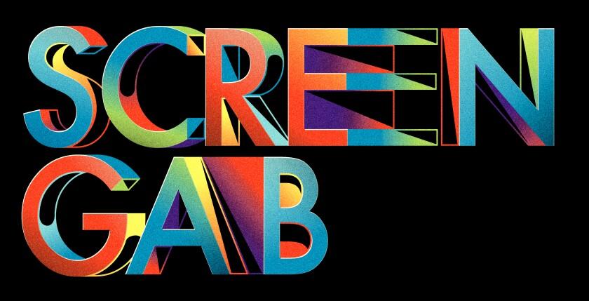 Screen Gab newsletter logo