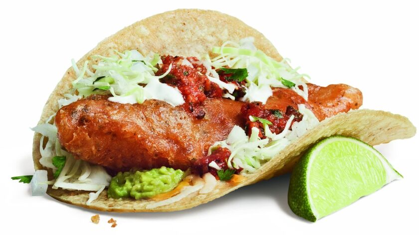Rubio's Coastal Grill will be offering fish taco specials, like the original fish taco especial on N