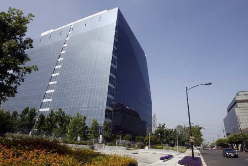 KCET moves into green Burbank building Monday