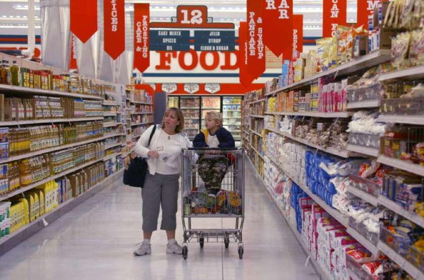 Food is cheaper than ever for Americans, researchers say.