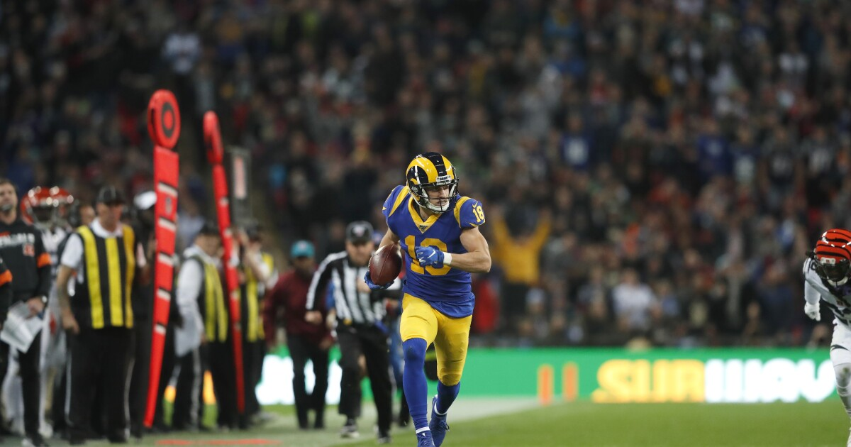 The Sports Report: Rams and Chargers win