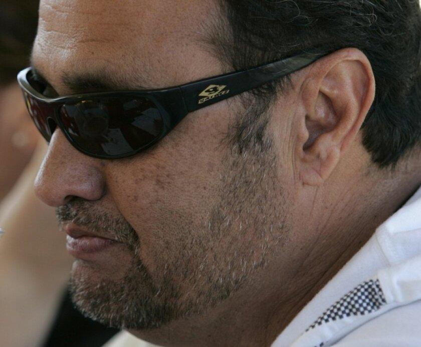 Former San Diego police Detective Ernesto Encinas