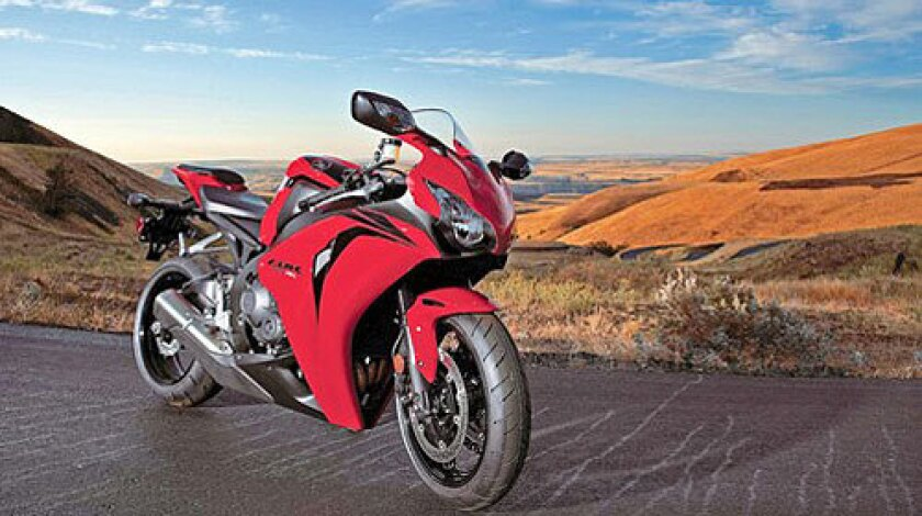 Like any sport bike redo worth the R&D money, the new CBR1000RR has gone Atkins. It's lost fat, upped its muscle mass and dramatically improved its odds in the power-to-weight department. -- Susan Carpenter