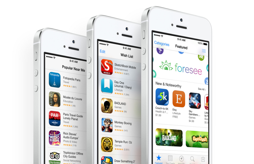 Apple's App Store is loaded with apps, but each month, 65.5% of U.S. smartphone owners refrain from downloading any new apps.