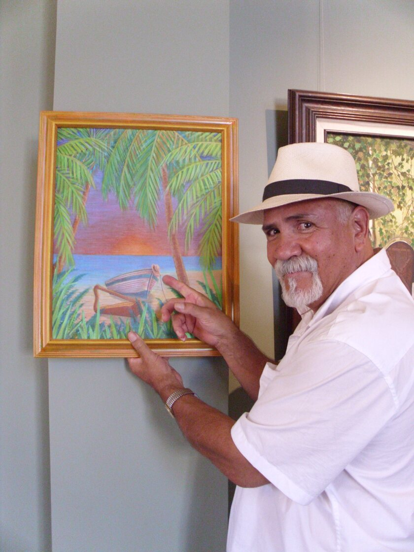 Xavier Montes Santa Paula Art Museum