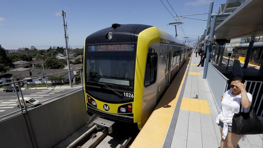 The Expo Line zoning plan that the Los Angeles City Council approved in July approved more density near five stations, including the Bundy stop in West L.A. The advocacy group Fix the City challenged that plan in court, saying it violated the city's development standards.