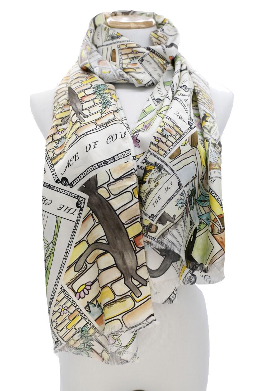 Mila & Such scarf