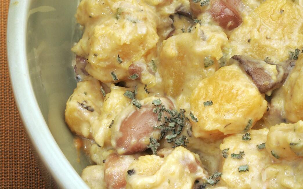 Southwestern squash stew