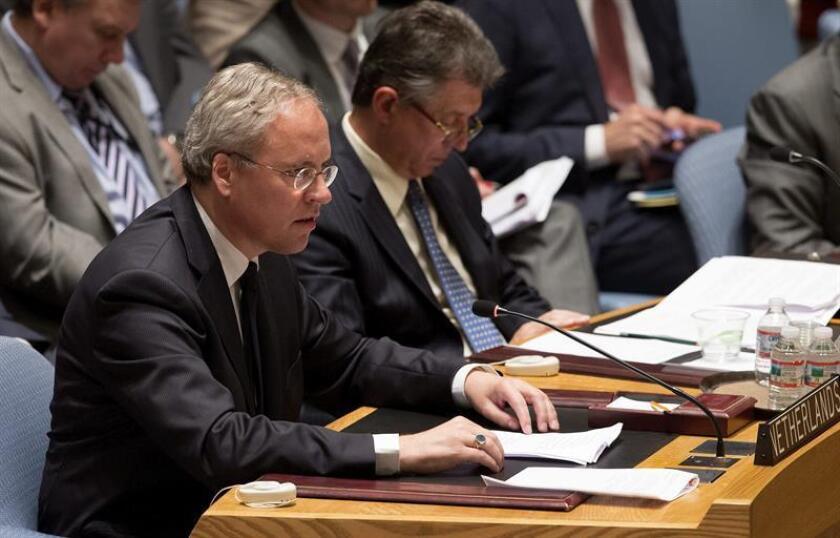 Los países europeos del Consejo de Seguridad de la ONU insistieron hoy a Israel para que no derribe la villa beduina palestina de Jan al Ahmar y reiteraron sus críticas a la política de asentamientos. EFE/ARCHIVO