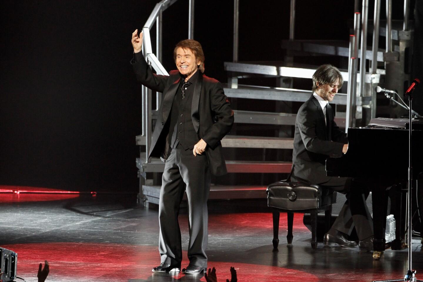 Los Angeles, CA. - May 26, 2013: Raphael Concert / Nokia Theatre (Photo: DDPixels).
