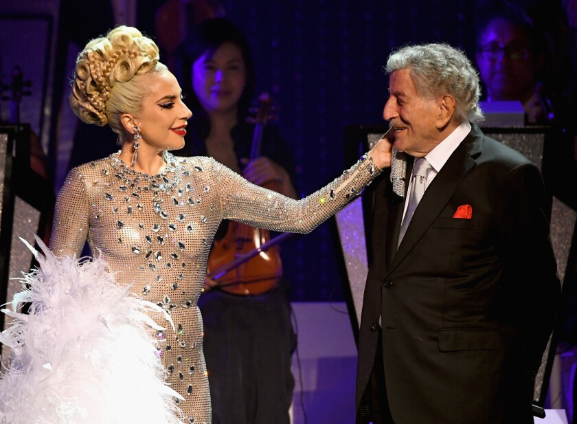 Review: In Las Vegas, Lady Gaga solves the problem of 'A