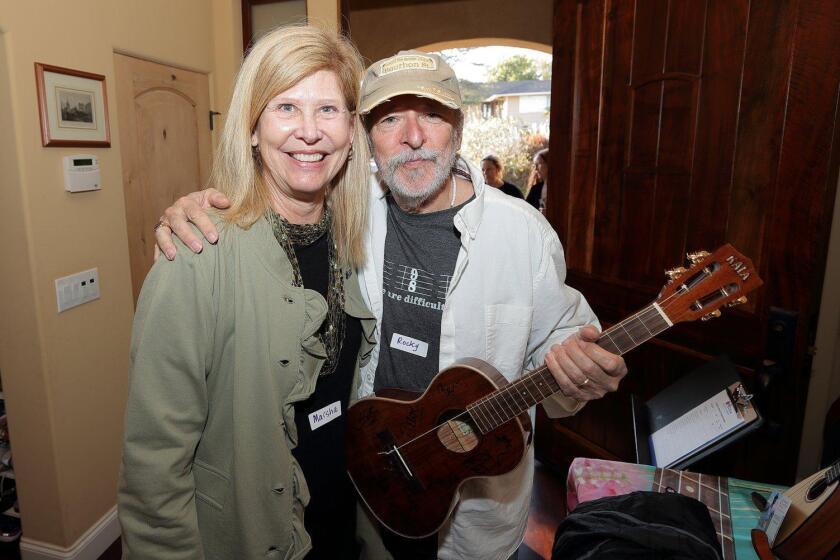Nonprofit Guitars & Ukes In The Classroom benefit concert