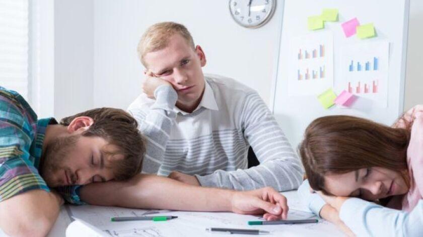 ¿El agotamiento es el costo de la vida moderna?