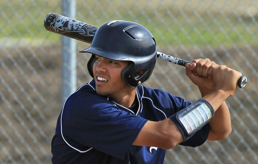 A hearing impairment hasn't kept Andy Villasenor from thriving on the Madison baseball team.
