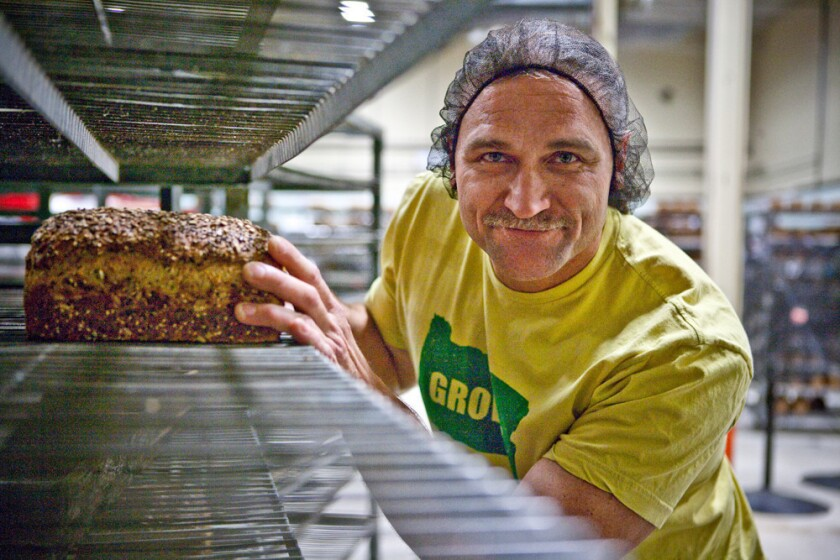 Dave Dahl created Dave's Killer Bread after serving nearly 15 years in prison.