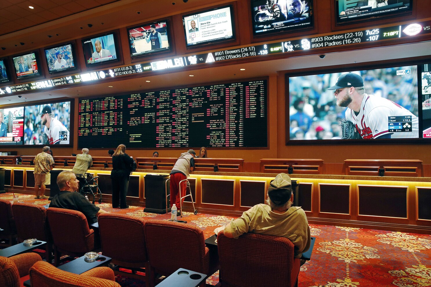 sport betting in california