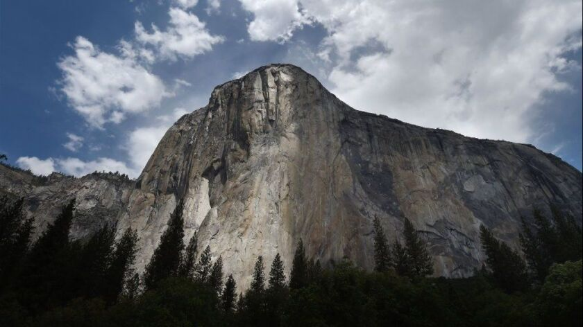 A 10-year-old girl from Colorado made rock climbing history by becoming the youngest person to ever scale Yosemite's iconic El Capitan.