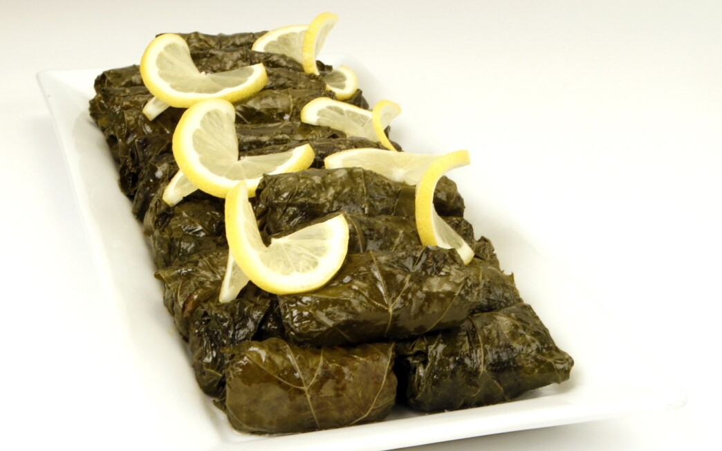 Aunt Mary S Yalanchi Stuffed Grape Leaves Recipe Los Angeles Times