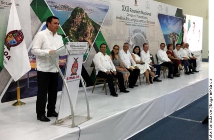 El Secretario de Gobernación, Miguel Ángel Osorio Chong, presumió avances en materia de combate al delito de secuestro, a pesar de que ese ilícito ha repuntado en el País.