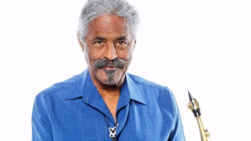 """Jazz alto sax great Charles McPherson recorded his first solo album, """"Bebop Revisited."""" in 1964."""