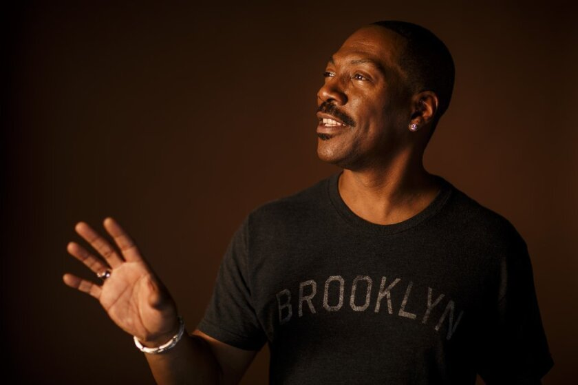 """Eddie Murphy has several projects in the pipeline, including a slavery comedy, an animated tale and a new """"Beverly Hills Cop."""""""