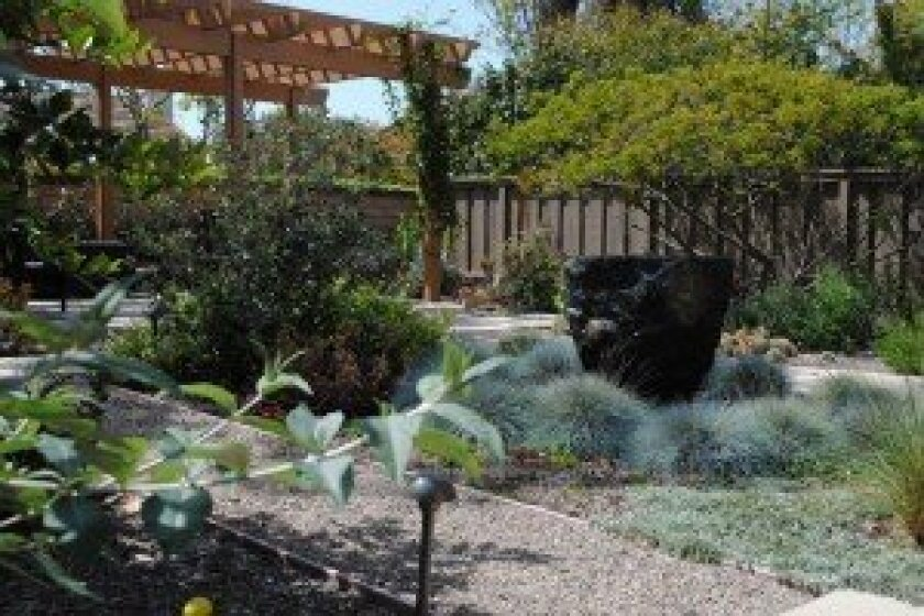 A Nature Designs Landscaping project in Del Mar Highlands. Courtesy photo