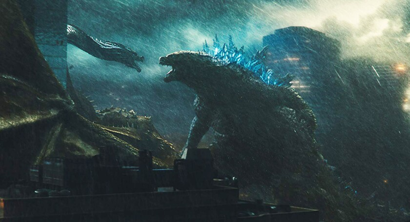 """Godzilla: King of the Monsters"""