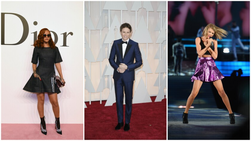 Vanity Fair 2015 International Best-Dressed List