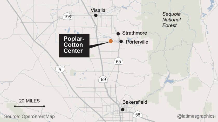 Poplar-Cotton Center