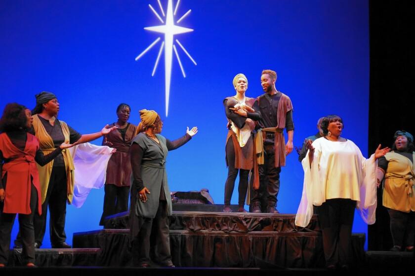 'Black Nativity'
