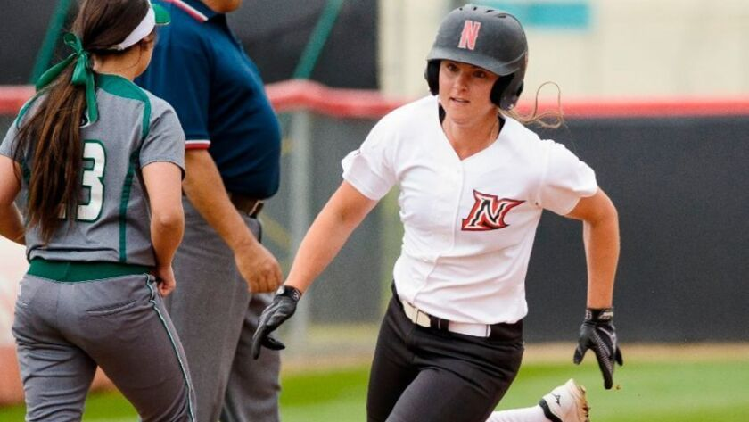 Cal State Northridge's Katie Hooper of Burbank High was the Big West Conference Defensive Player of
