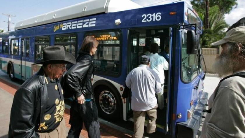 Elimination of North County bus stops delayed to address concerns