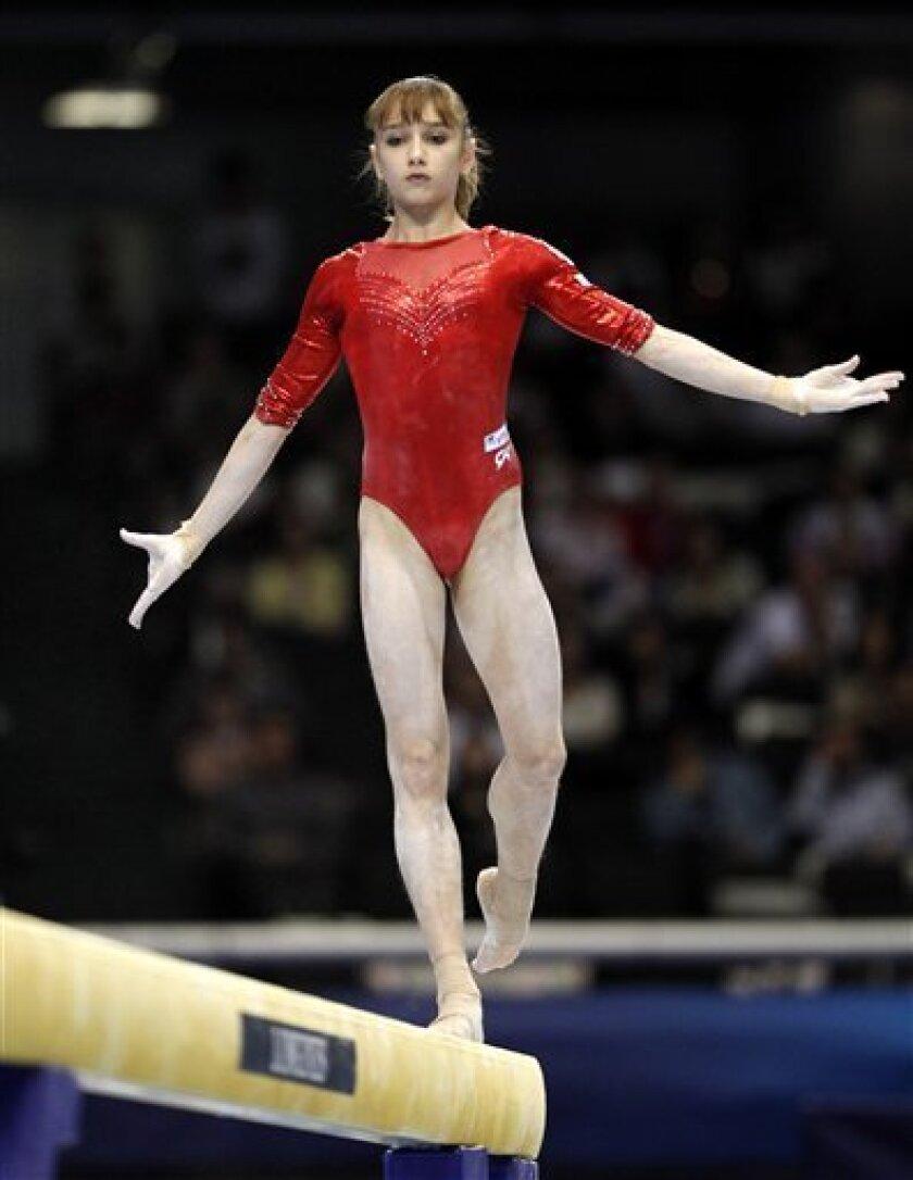 Viktoria Komova (Russia) HD Artistic Gymnastics Photos
