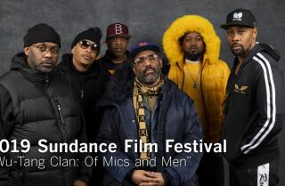 "The Wu-Tang Clan reflect on their past and where they are with the documentary ""Wu-Tang Clan: Of Mics and Men"""