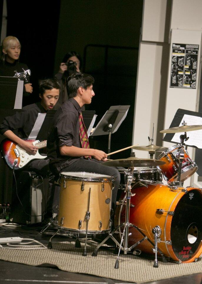 TPHS Music Department Fall Concert