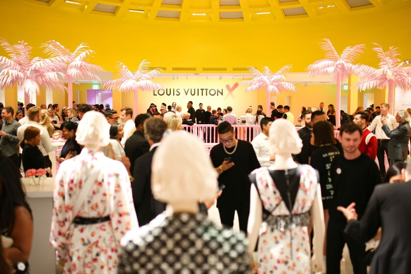[PRIVATE FOREVER] Louis Vuitton: X Opening Cocktail