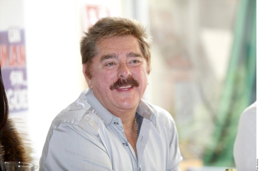 El actor Raymundo Capetillo.