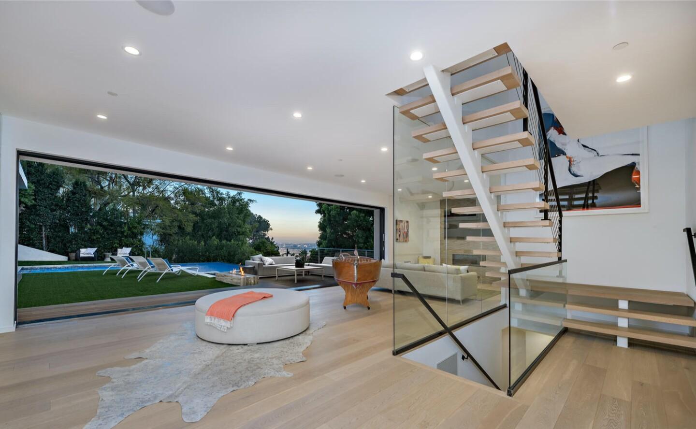 Adam Lambert's Hollywood Hills home | Hot Property
